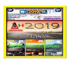 NAVIGAZIONE BMW 2019 CD DVD AGGIORNAMENTO MAPPA NAVIGATORE CD DVD USB NAVIGATORE BMW