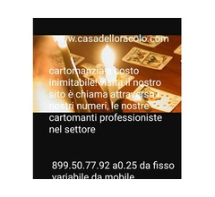 CARTOMANZIA PROFESSIONALE A BASSO COSTO SU WWW.CASADELLORACOLO.COM