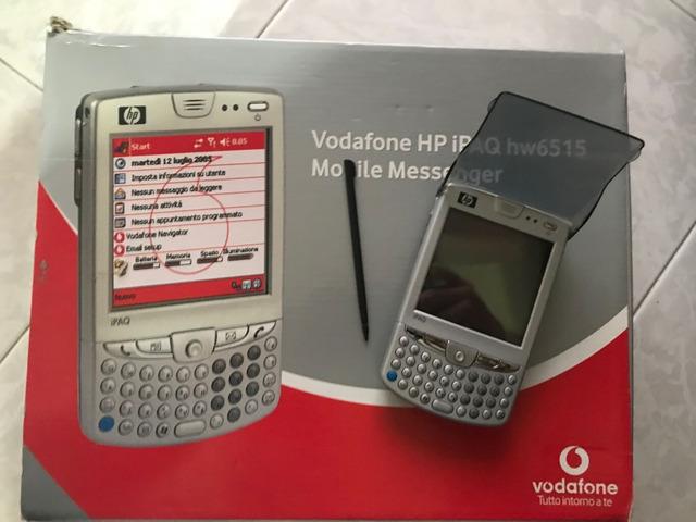Hp iPAQ hw6515 Messenger