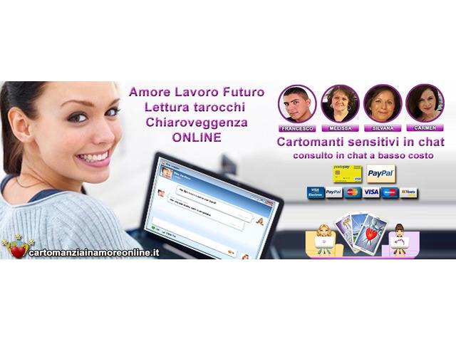 Cartomanzia: cartomanti e sensitive in chat a basso costo