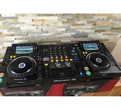 2x Pioneer CDJ-2000NXS2 + 1x DJM-900NXS2 mixer cost only 2900EUR