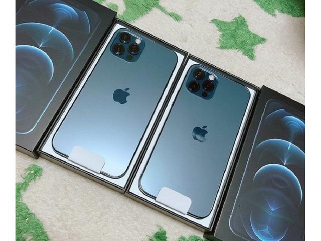Apple iPhone 12 Pro 128GB per 600EUR e Phone 12 Pro Max 128GB per 650EUR