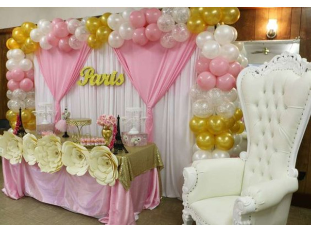 Corso party planner