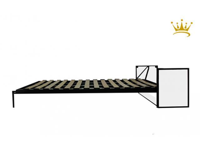 Letto studio extralarge verticale a scomparsa ribaltabile a muro