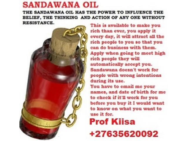 Genuine Sandawana oil for sell in Durban +27635620092