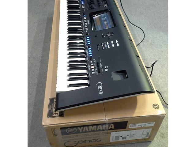 Yamaha PSR-SX900 , Yamaha PSR-SX700, Yamaha Genos 76-Key ,Korg Pa4X