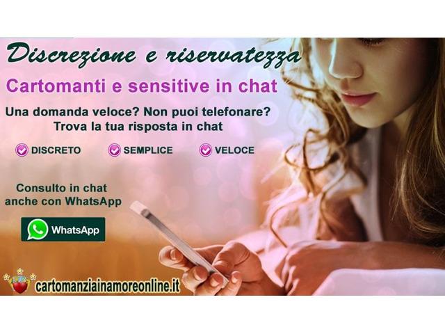 Con meno di 2€ consulti i tarocchi con WhatsApp! - Cartomanzia a bassissimo costo
