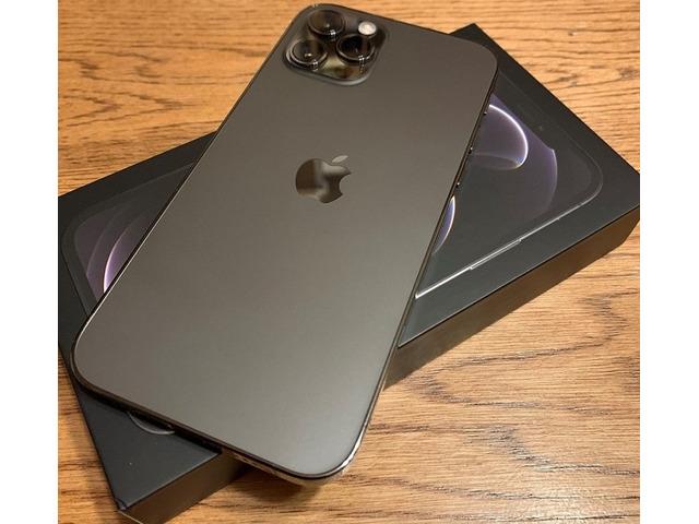 Apple iPhone 12 Pro 128GB per 600EUR, iPhone per 480EUR, iPhone 12 Pro Max per 650EUR