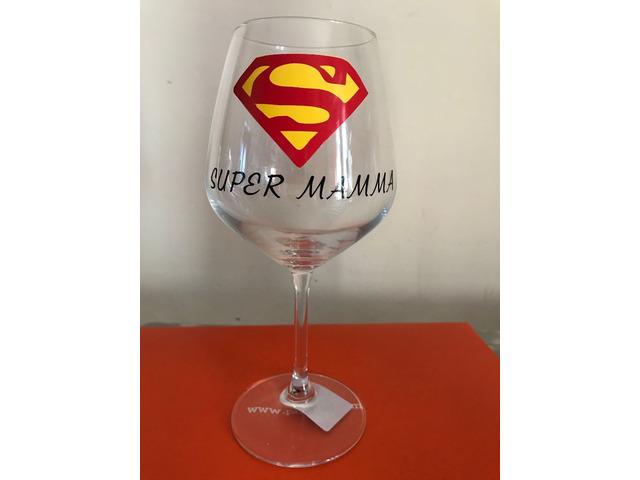 Bicchiere Super Mamma