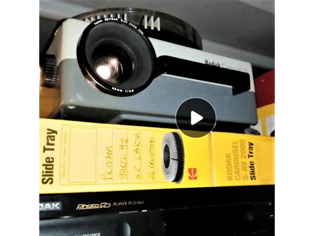 Riparazione Kodak Carousel