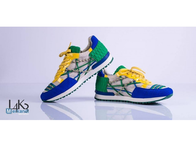 SNEAKER L4K3 MADE IN ITALY