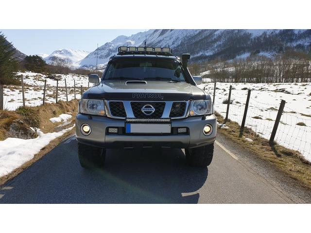 Nissan Patrol 3.0 Exclusive