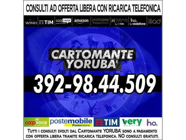 ____Studio di Cartomanzia Cartomante Yoruba'____