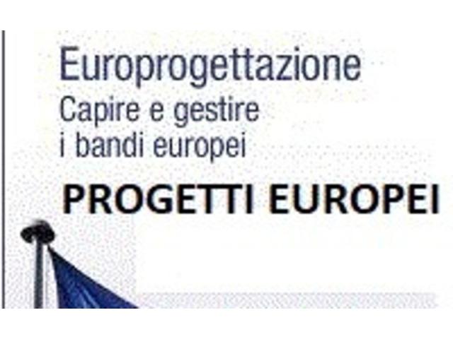 LAVORO sicuro e immediato come #europrogettista
