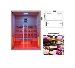 Sauna infrarossi Ruby 2