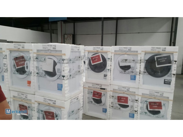 NUOVE LAVATRICI HOTPOING/INDESIT