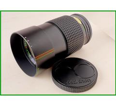 200mm f/3,3 MAKINON