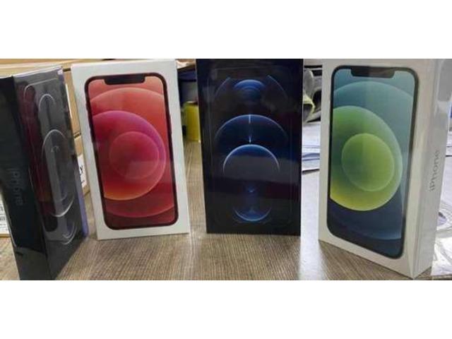 Apple iPhone 12 Pro Max 128GB 530 EUR, Apple iPhone 12 Pro 500 EUR,