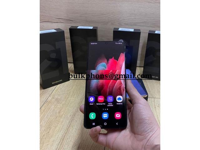 Samsung Galaxy S21 Ultra 5G 500 EUR, Apple iPhone 12 Pro 500 EUR