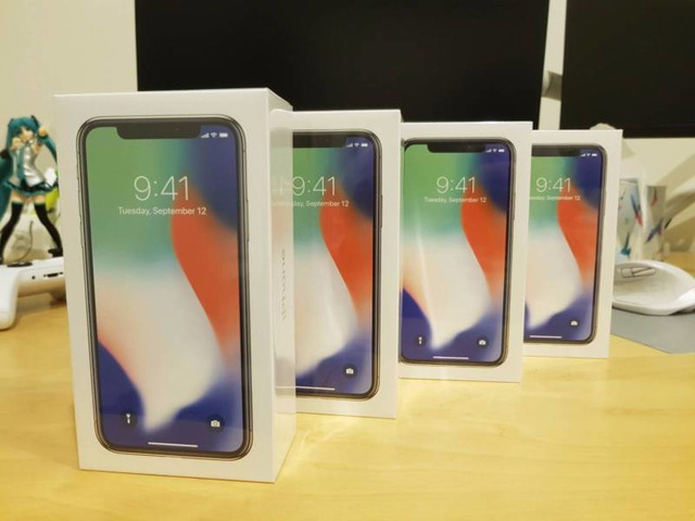 Apple iPhone X iPhone 8 Plus iPhone 8 Bonifico e PayPal