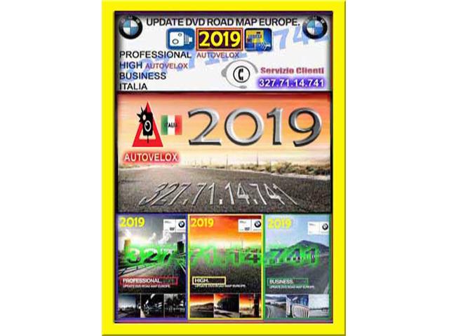Aggiornamento mappe 2019 navigatore bmw Dvd Cd Usb bmw 2019