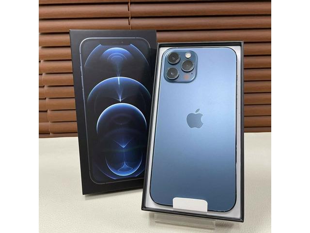 Apple iPhone 12 Pro per €600,iPhone 12 Pro Max 128GB €650 ,iPhone 1264GB €480