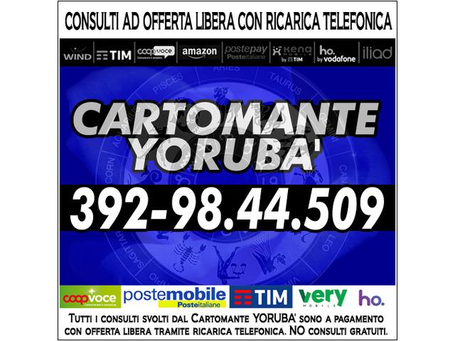Studio di Cartomanzia il Cartomante YORUBA'
