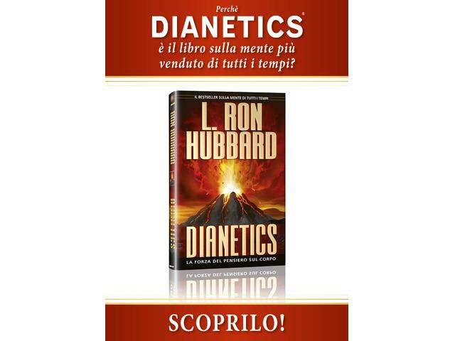 Dianetics, la Forza del pensiero sul corpo