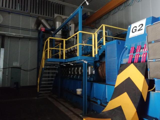 - Impianto a olio vegetale 12,6 MW