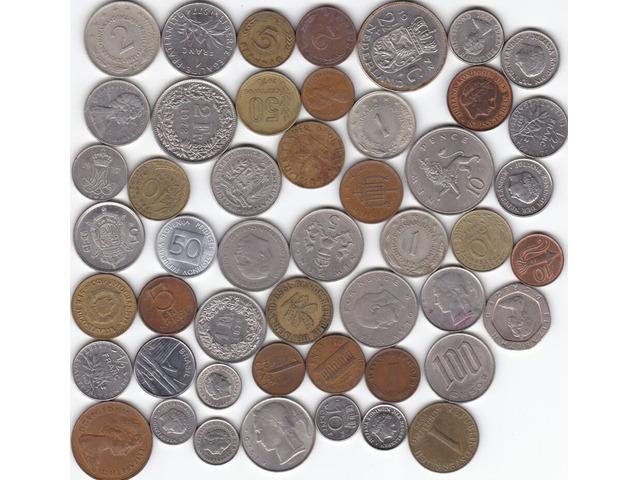 Monete Estere, Italiane, Varie