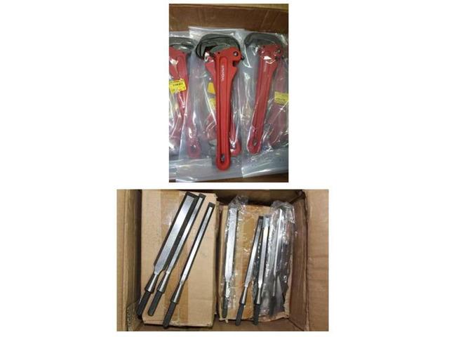 Stock utensileria Mundial 12000 pezzi
