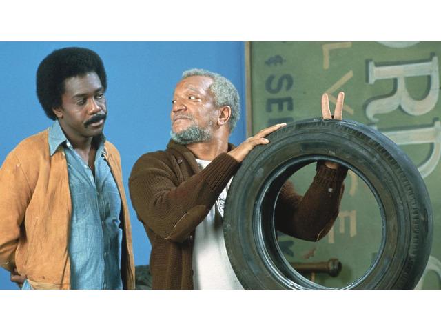 Sanford & son serie tv completa anni 70