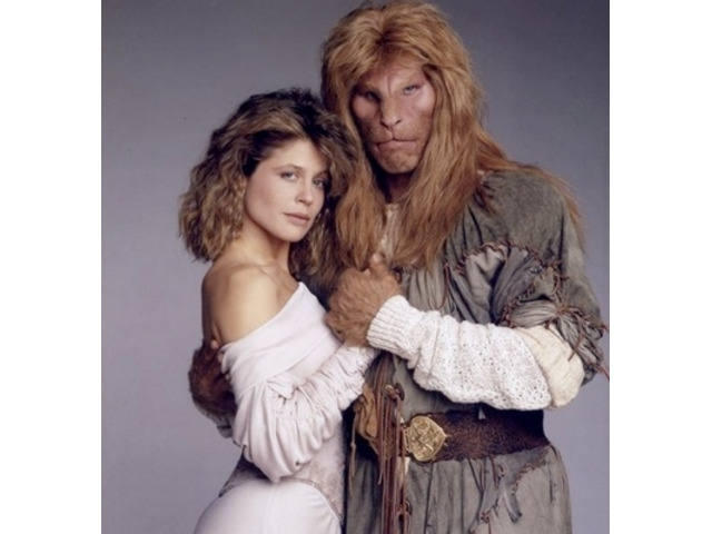 La bella e la bestia serie tv completa anni 80
