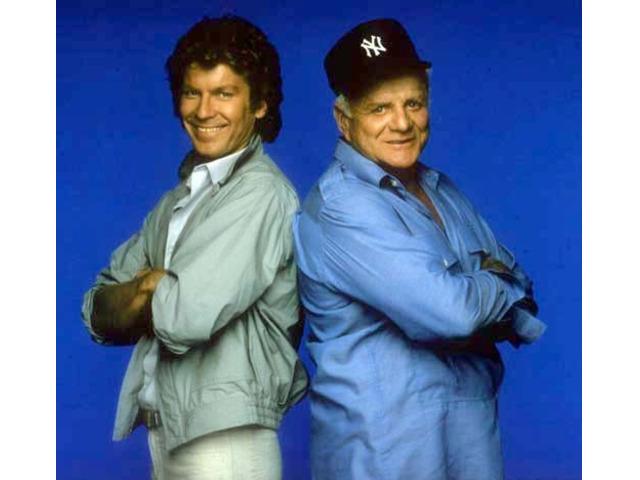 Hardcastle & McCormick serie tv completa anni 80