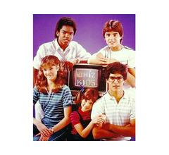 I Ragazzi del computer serie tv completa anni 80