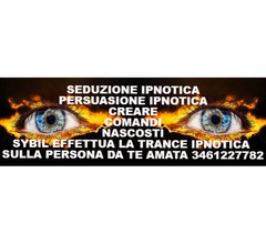 SEDUZIONE IPNOTICA RITUALE DEFINITIVO EXTRA POTENTE 3461227782