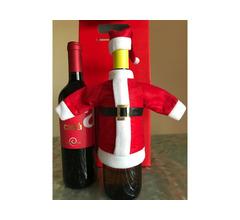Bottiglia Vino Babbo Natale