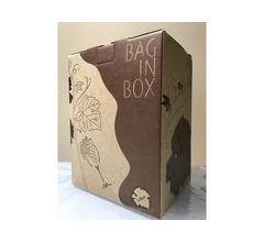 Vino Aglianico del Vulture in Bag in Box