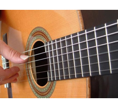 Lezioni di chitarra classica-moderna