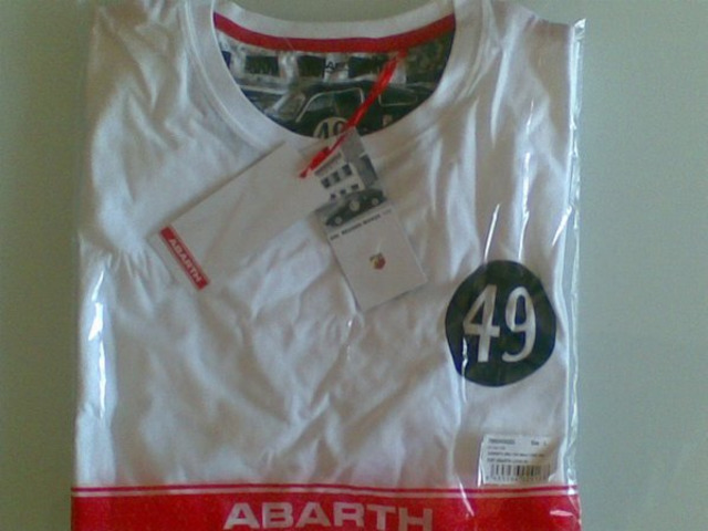 T-SHIRT ABARTH 49