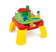 Tavolino parco giochi baby clemmy clementoni