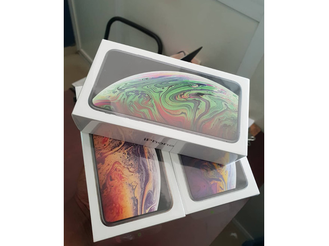 Nuovo Apple iPhone Xs Max iPhone Xs XR iPhone X europea specifica