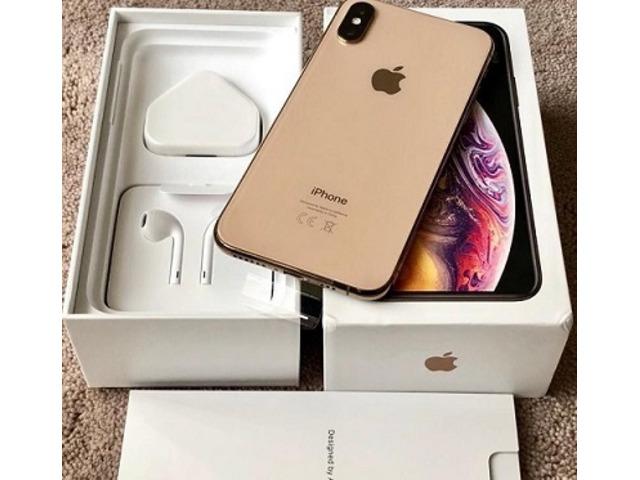 Apple iPhone XS 64GB = 530 EUR  ,iPhone XS Max 64GB = 580 EUR ,iPhone X 64GB