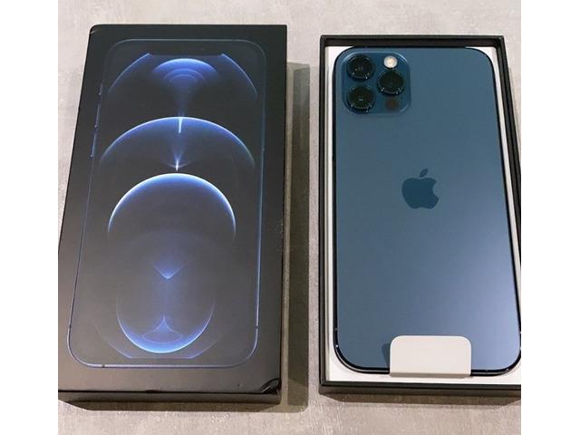 Nuovi Apple iPhone 12 Pro 128GB per 600EUR, iPhone 12 Pro Max 128GB per 650EUR