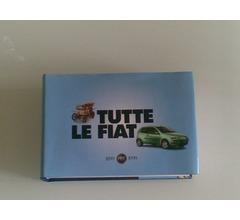 Cofanetto FIAT tutte le auto dal 1899 al 1999