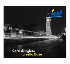 CORSO BASE DI LINGUA INGLESE