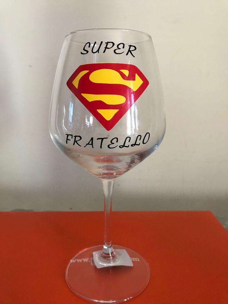 Altro - Calice vino Super Fratello