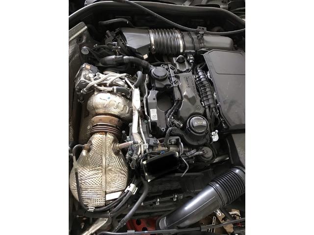 Motore Mercedes classe E200cdi anno 2018 tipo 654920 (110kw-150cv)