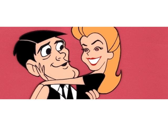 Vita da strega serie tv a colori anni 60