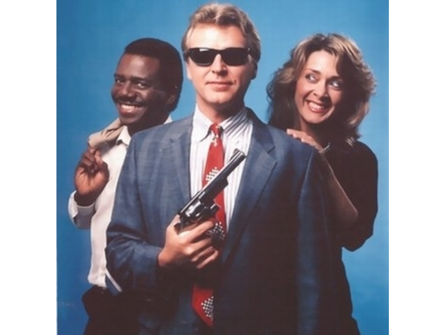 Sledge Hammer serie tv completa anni 80